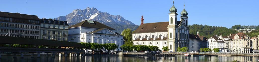 Luzern, Jesuitenkirche